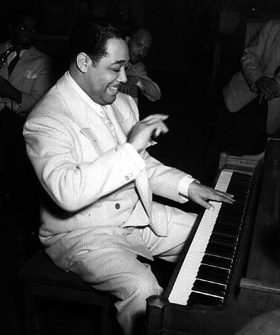 Composer spotlight jazz duke ellington home page for The ellington